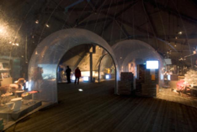 2005年日本国際博覧会 愛・地球博  2005年日本国際博覧会 愛・地球博スイス館設計 SAB